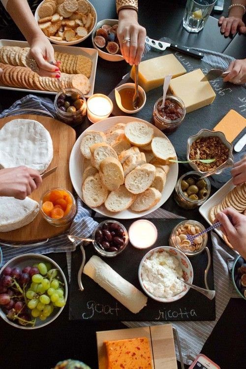 L\'Articiocca Gastronomia: Idee per una cena in terrazza.