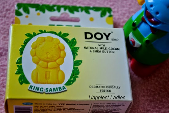 The Doy Bath Soap