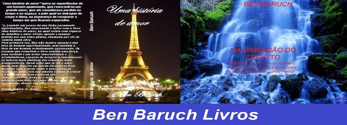 Ben Baruch Livros