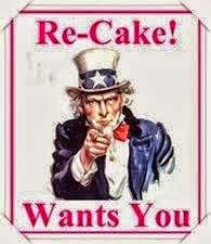 Re- cake wants you!