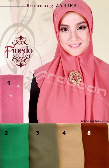 10 Model Hijab Rabbani Terbaru 2015