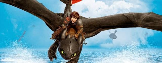 MELHORES FILMES DE 2014 Como treinar o seu dragão 2