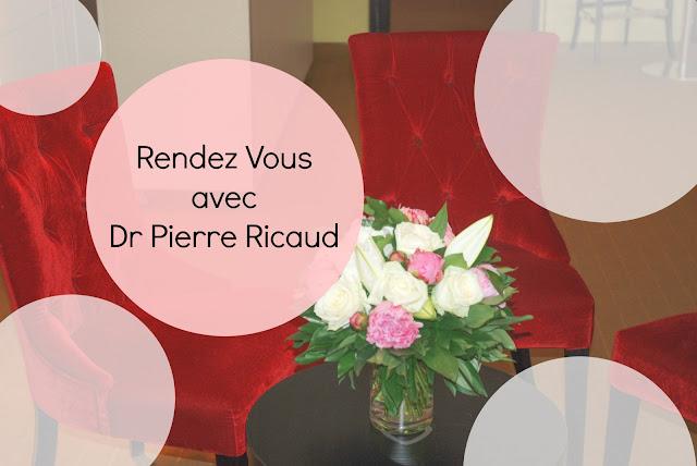 Beauté: Une après midi avec Dr Pierre Ricaud & ma crème sur mesure