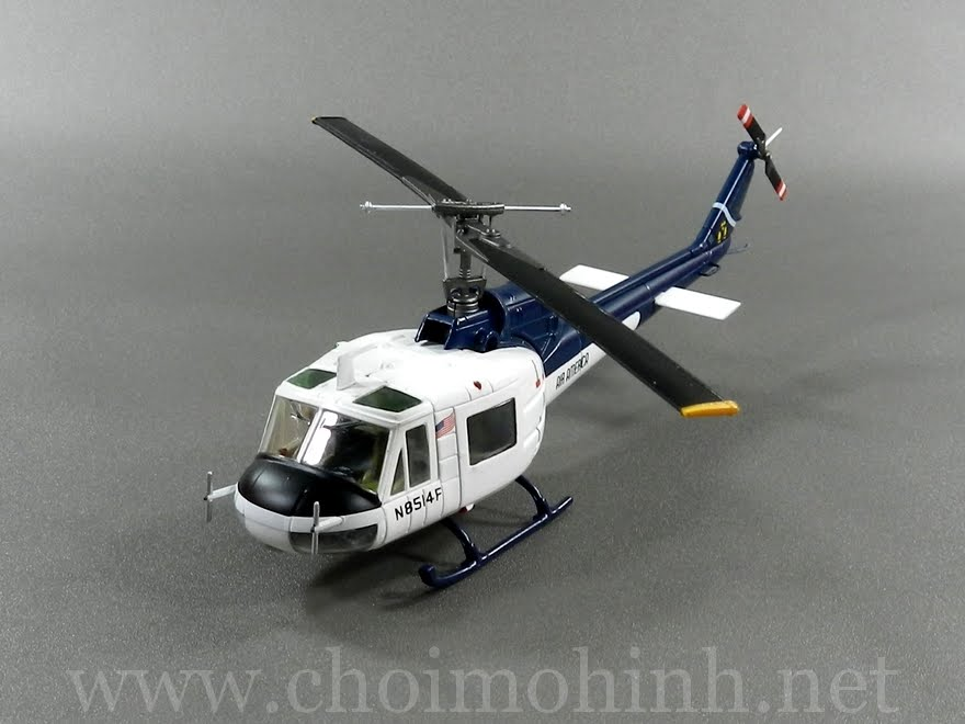 UH-1 Helicopter 1:72 Hobby Master Limited up
