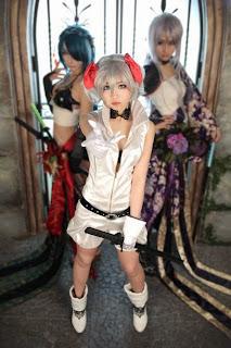 Vocaloid Knife cosplay by Tomia-Tasha-Ren