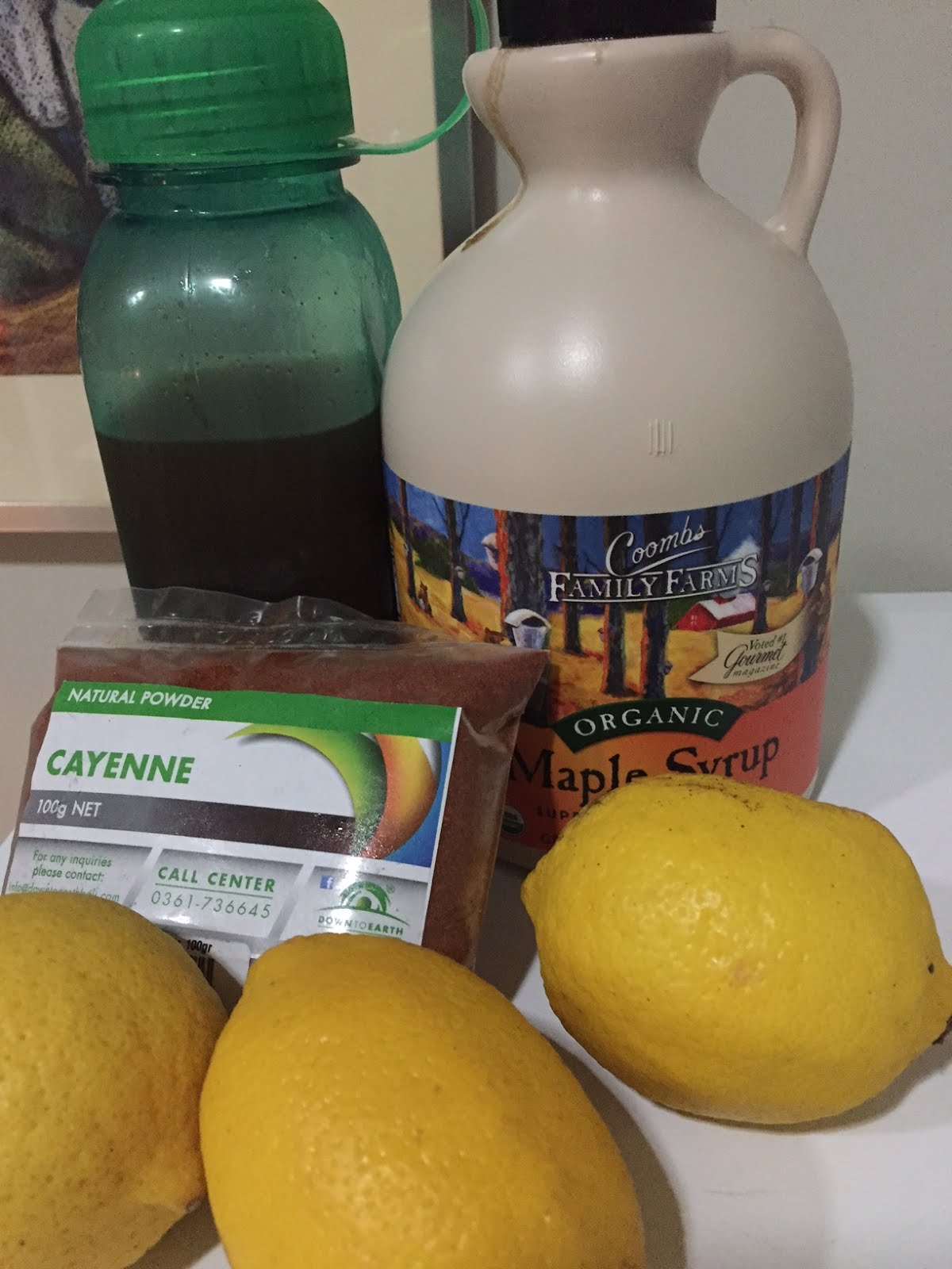 Discussion on this topic: The Truth About the Master Cleanse Diet, the-truth-about-the-master-cleanse-diet/