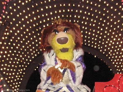 King Leonidas Disney Electrical Parade DCA California calliope