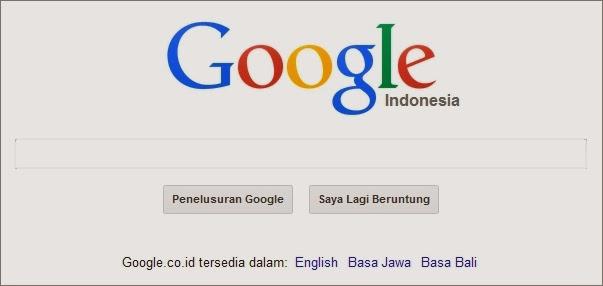 Google Indonesia - Dicoba.Info : Kalau tidak dicoba, mana tau!