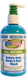 Bubbly Baby Body & Hair Wash 2