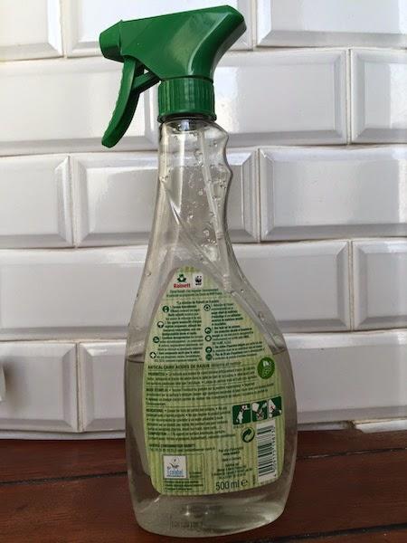 J 39 ai test nettoyer son vier avec de l 39 acide citrique for Anti calcaire maison