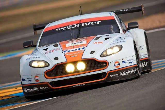 Allan Simonsen Aston Martin