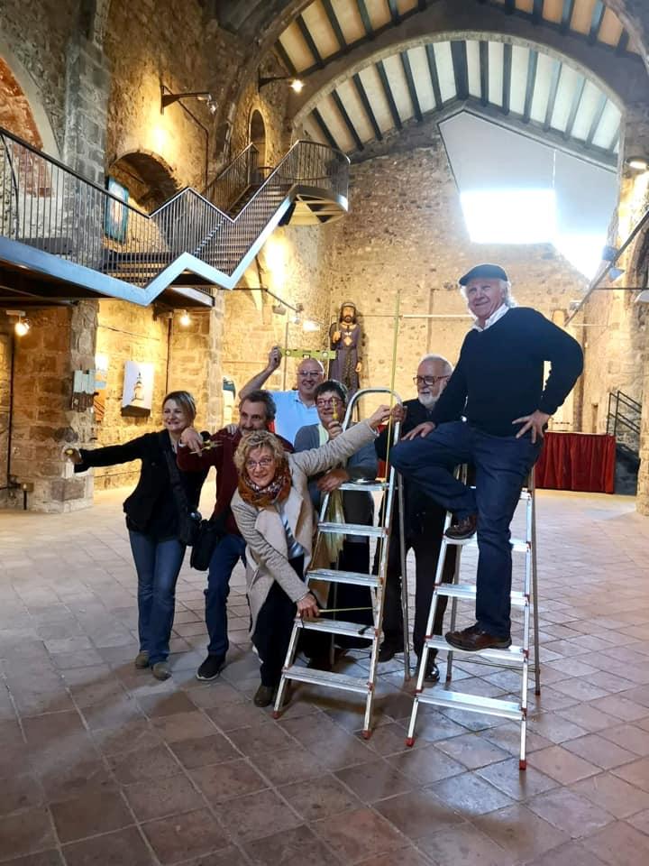 MEDITERRÀNIA a BLANES (Girona) CASA SALADRIGAS. Fins l´11 d´octubre 2019