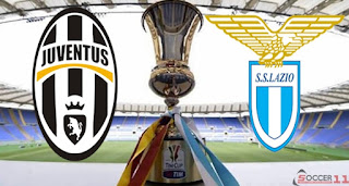 Lazio vs Juventus en Copa Italia