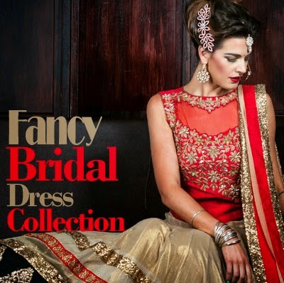 Natasha Latest Fancy Bridal Dresses