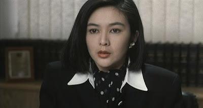 Donnie Yen Rosamund Kwan