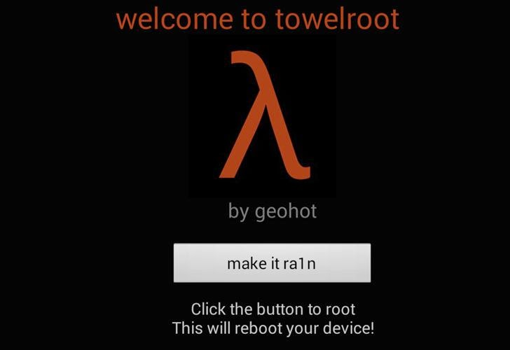 Towelroot - One-Click Android Rooting Application Exploits Linux Kernel Vulnerability