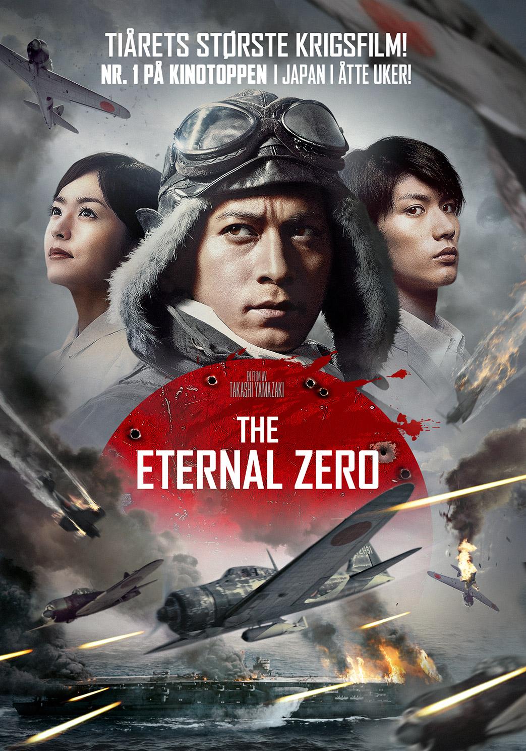 Số 0 Bất Diệt - The Eternal Zero