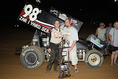 2010 Central PA 358 Point Series Most Popular Driver Nate Becker