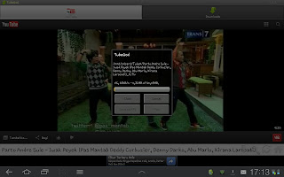 Tutorial lengkap Download Video Youtube di Android