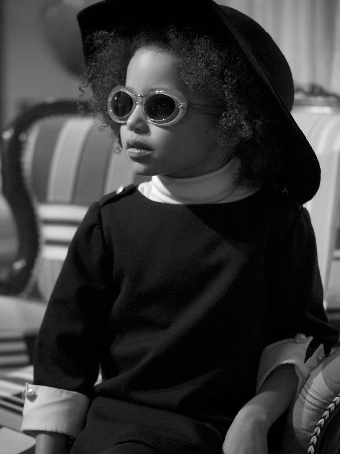 Oliver Goldsmith Mini Icons sunglasses: Bude (1959)