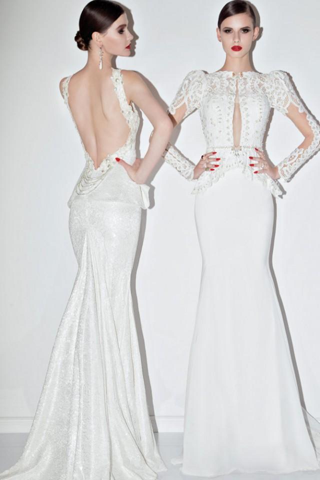 Exclusivos vestidos de novias | Coleccion Elihav Sasson
