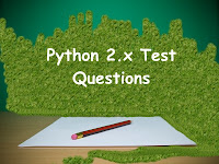 Python 2.x Test Questions of oDesk