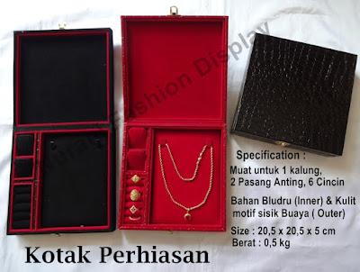 Grosir Kotak Perhiasan