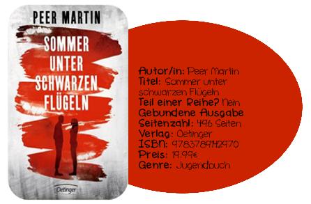 http://www.amazon.de/Sommer-unter-schwarzen-Fl%C3%BCgeln-Martin/dp/3789142972/ref=sr_1_1?s=books&ie=UTF8&qid=1428155333&sr=1-1&keywords=9783789142970