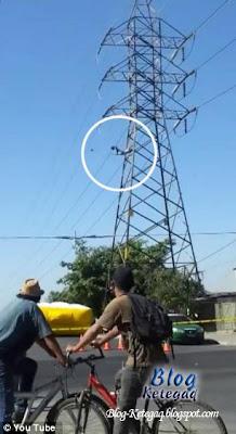 Penagih dadah terkena renjatan elektrik