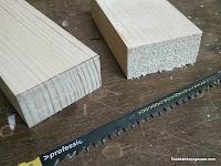 Diferencia entre cortar normal y cortar rápido. Enredandonogaraxe.com