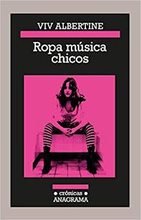 Ropa musica chicos- Viv Albertine