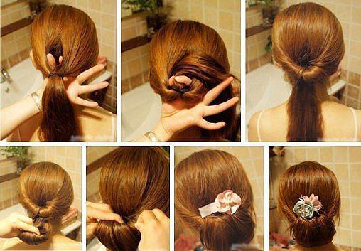 laure world: peinados paso a paso