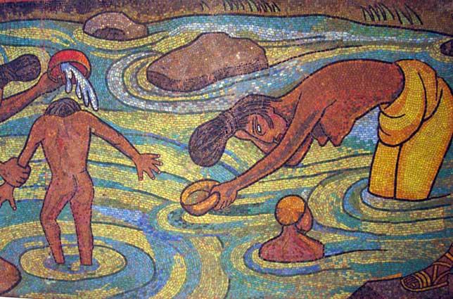 Bit cora memoriosa abril 2011 for Un mural de diego rivera