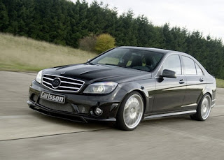 Carlsson CK63S Mercedes