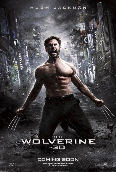 The Wolverine 720p CAM Rip Download 1GB