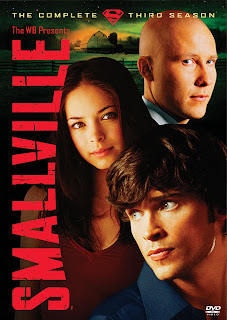 Smallville Temporada 3 Audio Latino