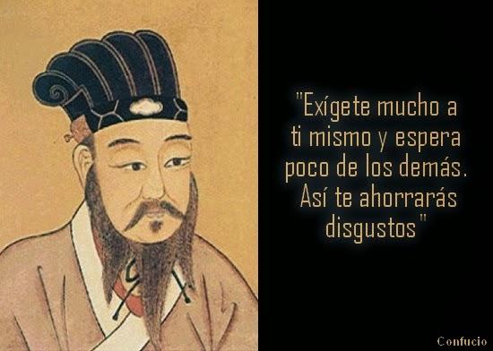 Soy de Mou: Confucio... Filosofía Oriental