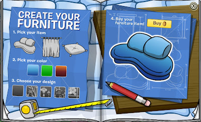 clubpenguin cheats furniture catalog cheats august 2012. Black Bedroom Furniture Sets. Home Design Ideas