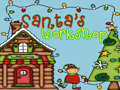 http://www.teacherspayteachers.com/Product/Santas-Workshop-1005395