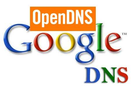 How to Switch to OpenDNS or Google DNS for faster browsing times