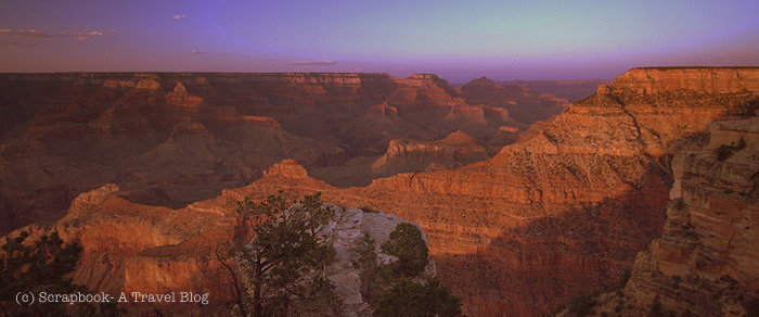 Grand Canyon National Park Sunrise