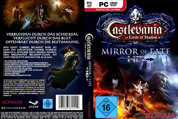 Capa Castlevania Mirror Fate HD PC