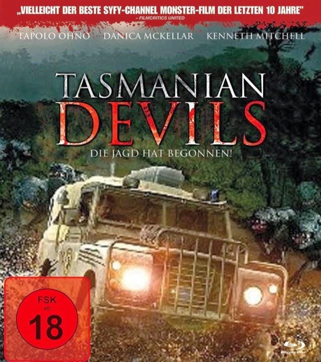 Ölüm Tepesi - Tasmanian Devils 2013 BluRay 720p HD Film İndir