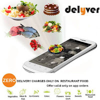 Get Delyver 100% Cashback with Momoe on 1st order Bangalore only:buytoearn