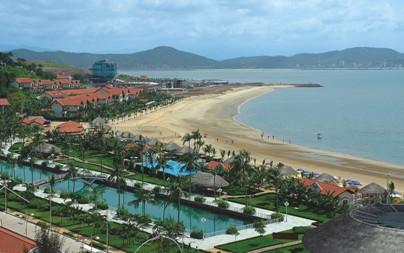 Bãi biển Tuần Châu - TP Hạ Long