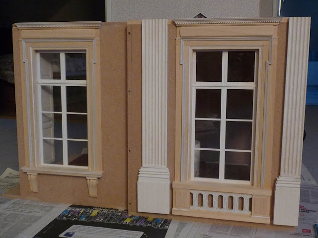 Petit Trianon,Maquette,Miniature