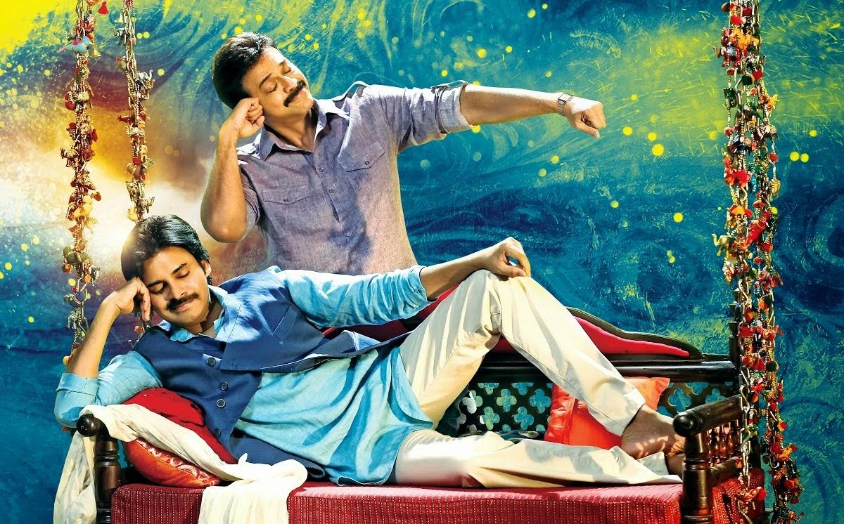 Gopala Gopala Movie Hd Wallpapers Pawan Kalyan