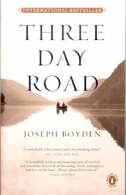 essay on three day road