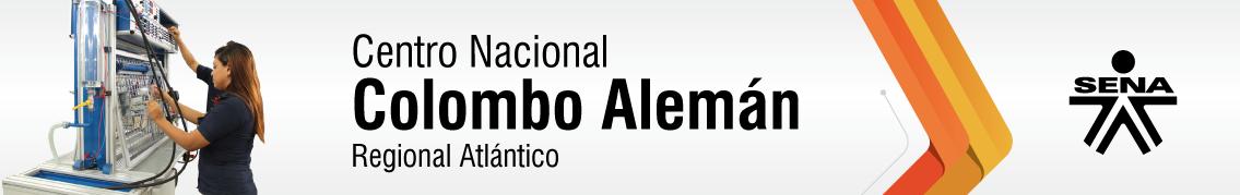 Centro Nacional Colombo Alemán - SENA Regional Atlántico