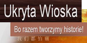 http://ukryta-wioska.blogspot.com/